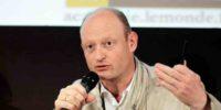 Serge Michel, fondateur et directeur éditorial de Heidi.news - RTS