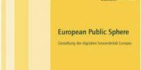 Sphère publique européenne - Acatech - titre -2020